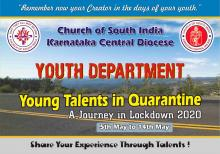 Youth Department - A journey in lockdown
